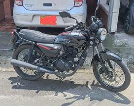 Moto Combat 125