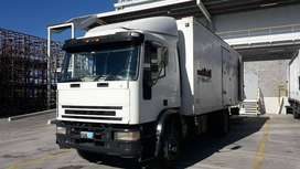 Vendo camion Iveco chasis