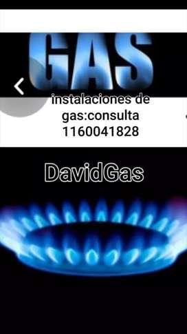 Instalaciones de Gas domiciliaria