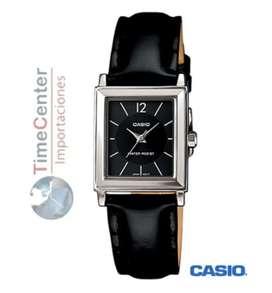 Reloj Casio Analógico Para Mujer LTP-1378L-1EDF