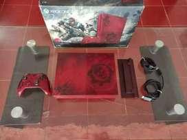 Vendo xbox one s de edición limitada gears of war 4