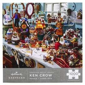 Rompecabezas Hallmark Ken Krow de 1.000 piezas (76x61 cm)