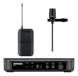 BLX14/CVL Microfono inalambrico de SOLAPA SHURE