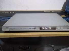 Reproductor De Dvd Philips Dvp3040k/77