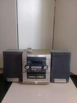 Reproductor música Aiwa Mod.CX NSZ2E