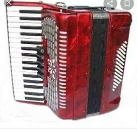 VENDO ACORDEONES A PIANO