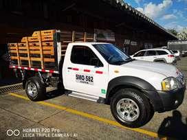 nissan frontier Diesel 3.0 de estacas.