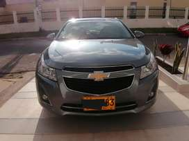Chevrolet Cruze 2013 - Edición Platinum