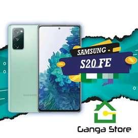SAMSUNG S20FE nuevo tienda
