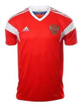 Camiseta Seleccion de Rusia Temp 2018