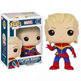 Funko Pop! - Marvel - Captain Marvel #148