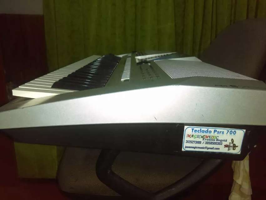psr s 700 a la venta usado bueno Yamaha $ 2.480.000