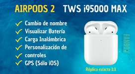 Airpods | TWS i90000 Max | Audifono Bluetooth