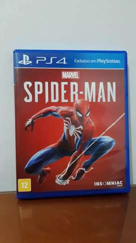 Spider Man Ps4 (Usado)