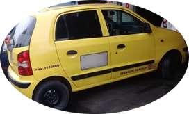 Vendó taxi