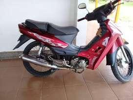 Vendo moto Vivax 115 modelo 2005