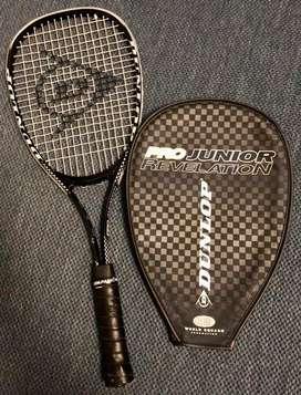 Raqueta de Squash. Marca Dunlop, precio Negociable