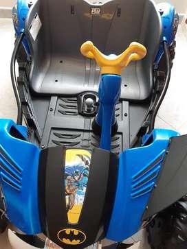 Carro Batman arenero de hot wheels