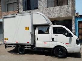 Se vende camioneta kia 2700