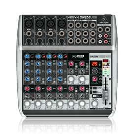consola behringer QX1202USB