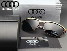 Lentes Audi Quattro Sport Lunas polarizadas proteccion UV600