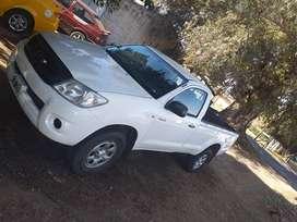 Toyota Hilux 2.5 Cs Dx I 120cv 4x2