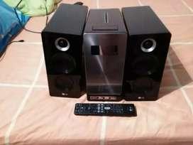 equipo de sonido lg fb166