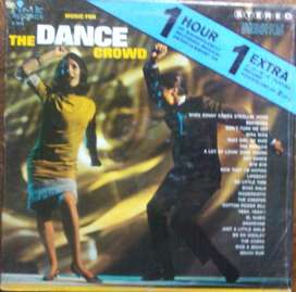 MUSIC FOR THE DANCE CROWD STEREO MADE IN USA AUDIOMAX