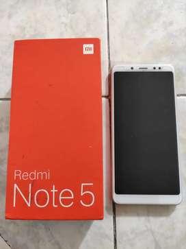 Vendo Xiaomi redmi note 5 como nuevo