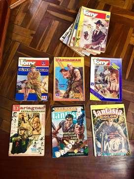 Revistas Historietas Dartagnan Tony Etc