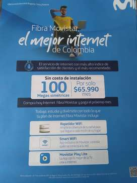 INTERNET HOGAR FIBRA OPTICA