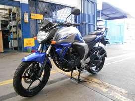Moto Yamaha FZ 2.0 Edición Race Blue
