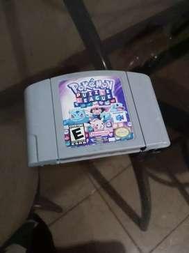 Nintendo 64 pokemon Puzzle original super snes nes