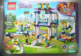 LEGO 41338 Stephanie's sports arena