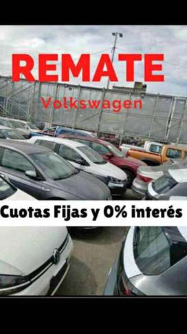 Remate De Vehiculos Volkswagen Por Sobrestock En Fabrica '21