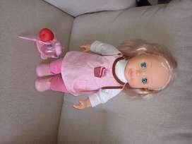 muñeca sofia crece