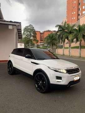 Range Rover Evoque como nueva