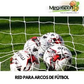 Red Para Arco de Fútbol - Nylon  Resistentes
