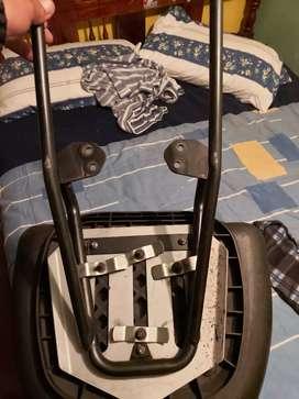 Parrilla y maletero para NS PULZAR 200