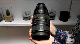 Vendo lente 80-400 Nikon 5.6ED