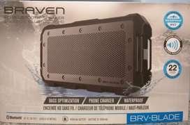 Parlante BRV BLADE Bluetooth Portatil Original.