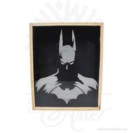 Alcancia Batman de 25 x 20 x 10 cm