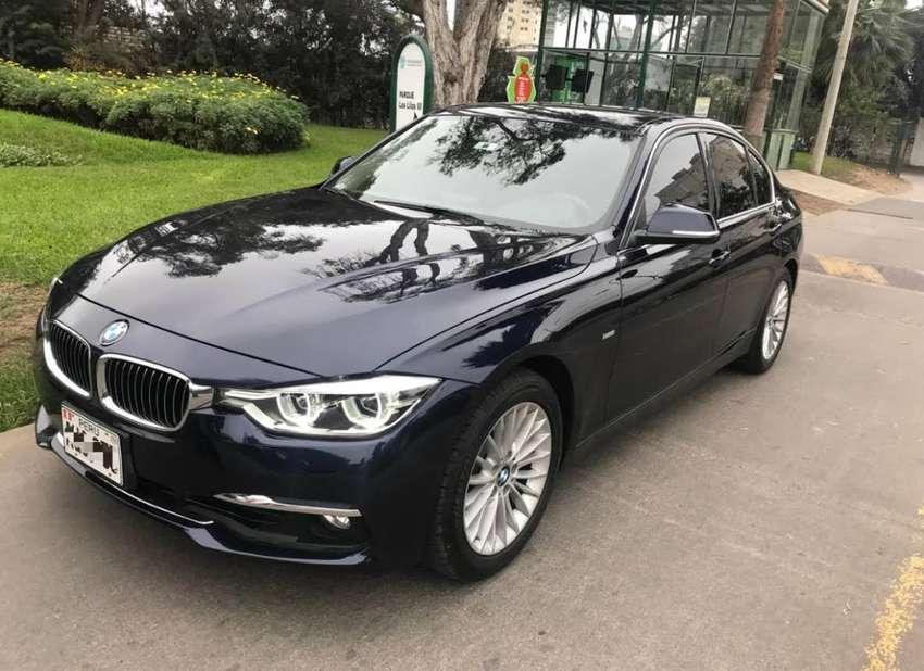 BMW 318i LUXURY - IMPECABLE 0