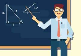 Profesor de matemáticas particular