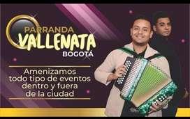 Parranda Vallenata Bogotá Grupo Vallenat