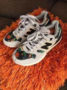 Zapatillas nuevas nike y new  balance