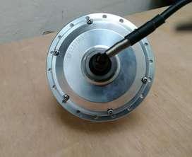 Motor eléctrico de 250w de potencia