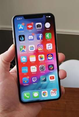 iPhone Xs Max 256GbFunda original regal