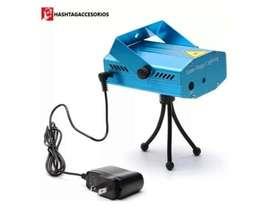 Laser Stage Lighting Osr Audioritmico Rojo Verde Multipunto Oferta !!!