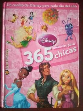 Vendo hermoso libro de historias de Disney